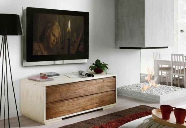 porta tv 2 cassetti arredamenti divani torino