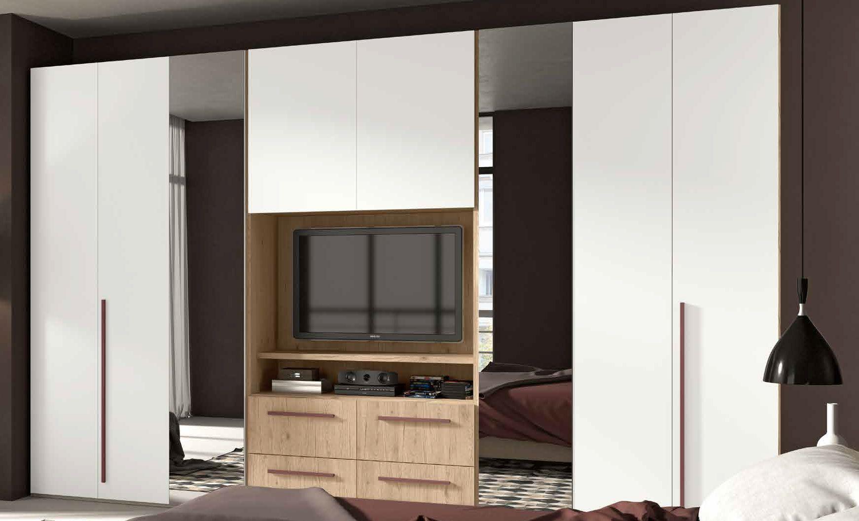 armadio moderno bianco arredamenti divani torino