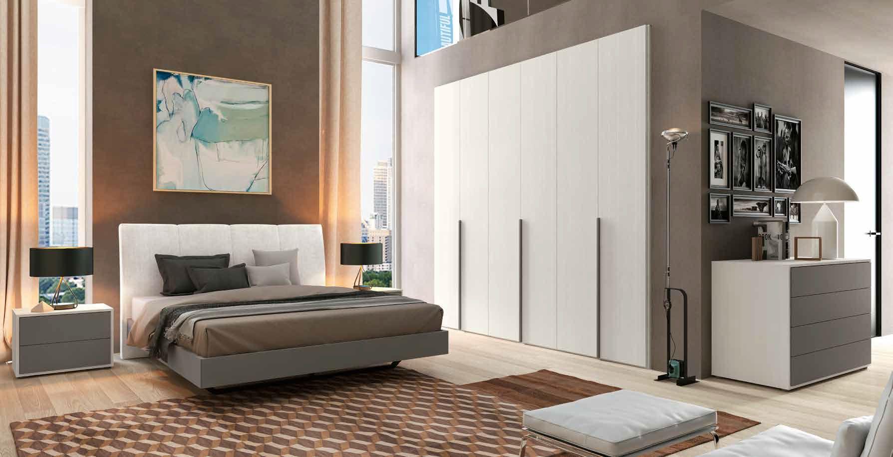 camera da letto moderna arredamenti divani torino