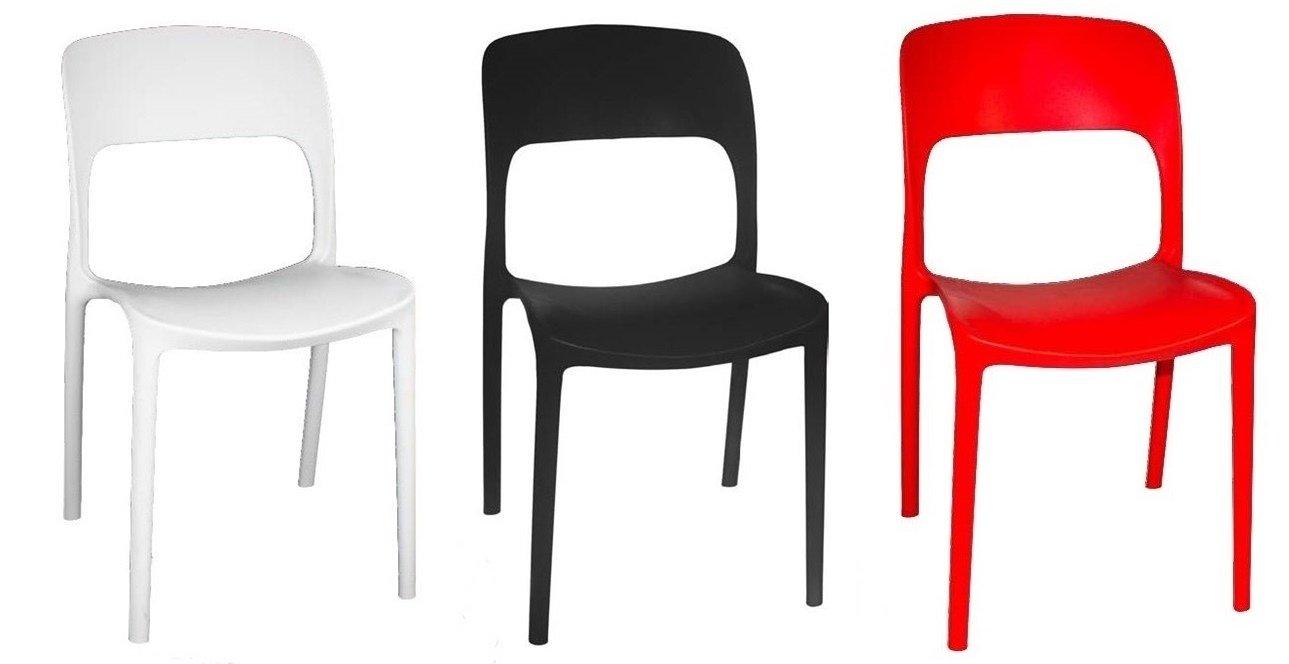 sedia colorat resina arredamenti divani torino