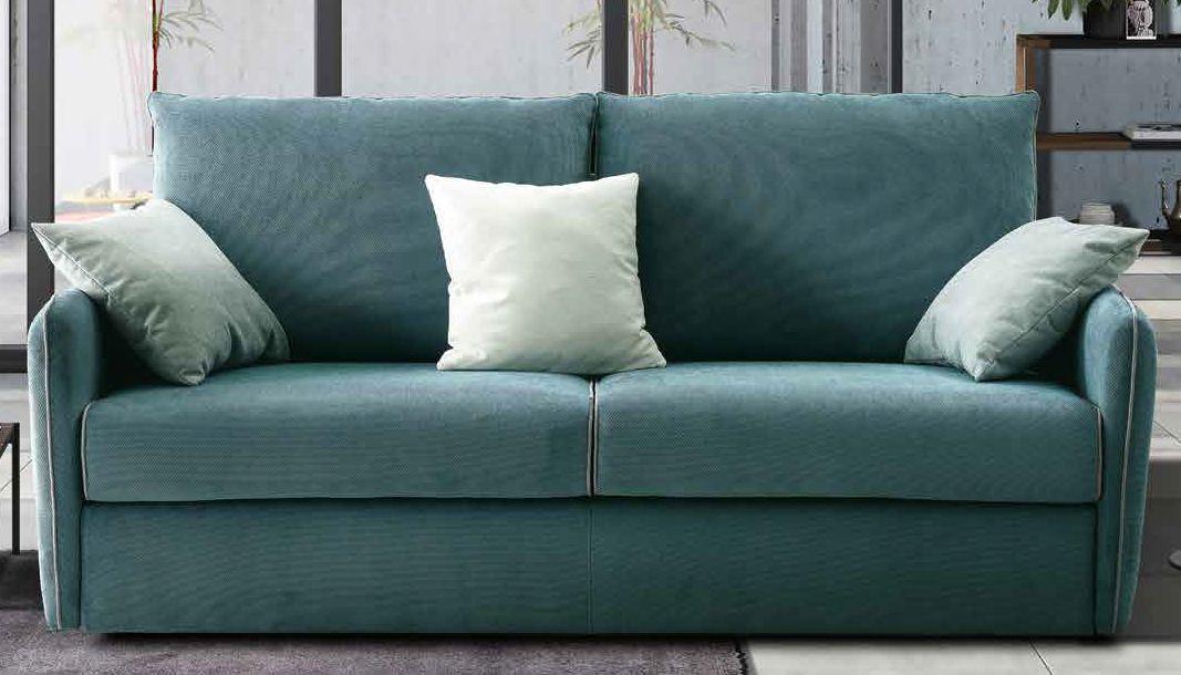 divano linus verde arredamenti divani torino
