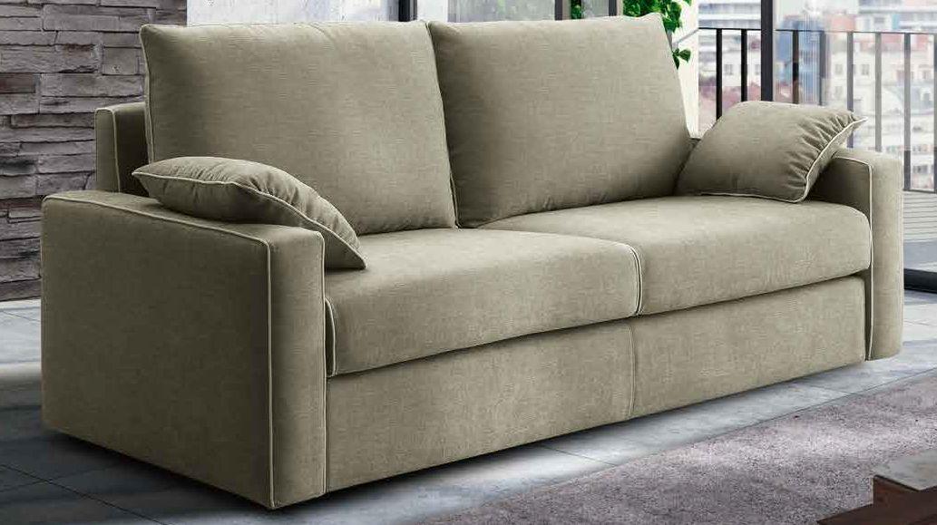 divano linus marrone chiaro