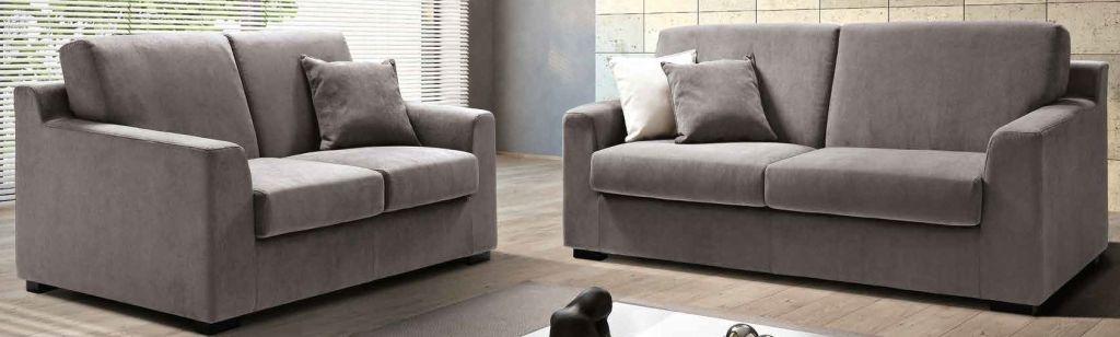 coppia divani 2 e 3 posti arredamenti divani torino