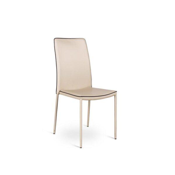 sedia ruby color cappuccino mobilificio torino e rivoli