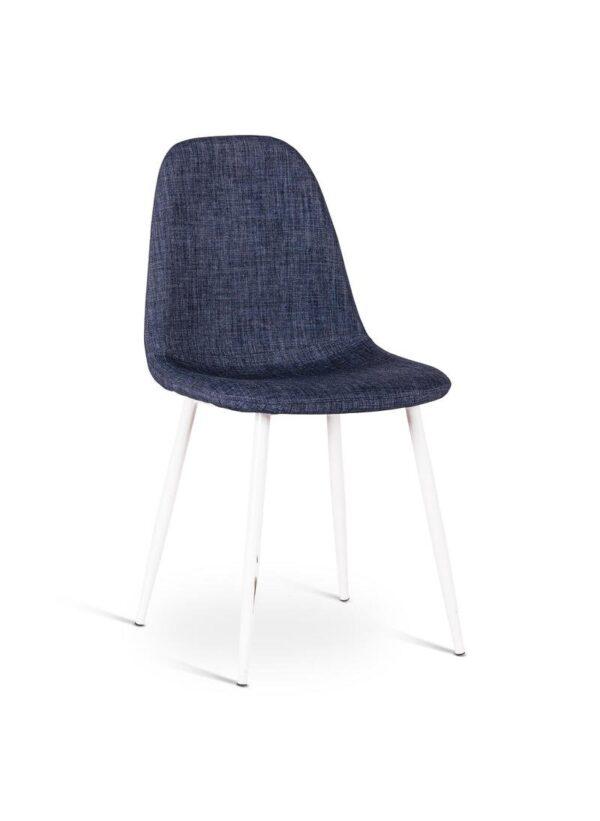 sedia annalisa blu mobilificio torino e rivoli