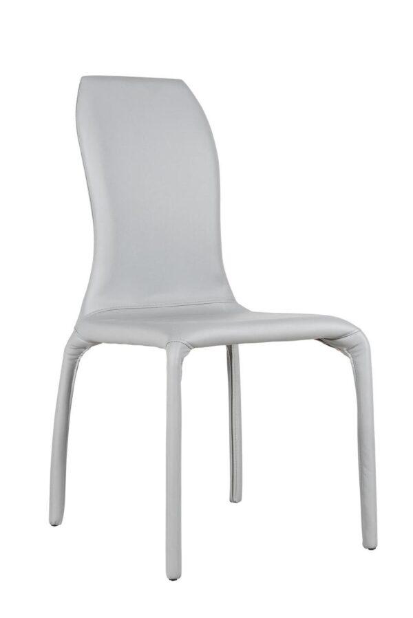 sedia chiara grigia mobilificio torino