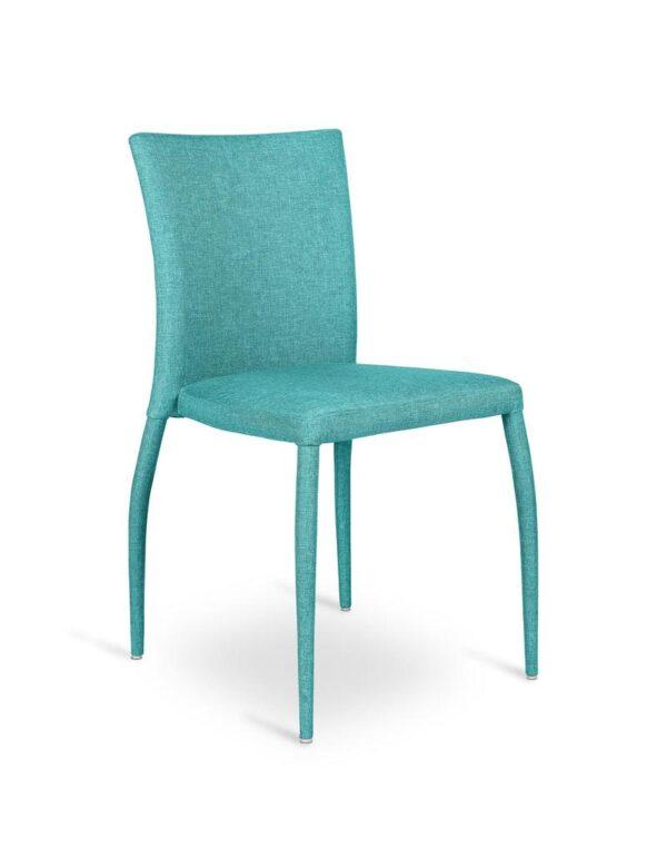 sedia tilly blu mobilificio torino e rivoli