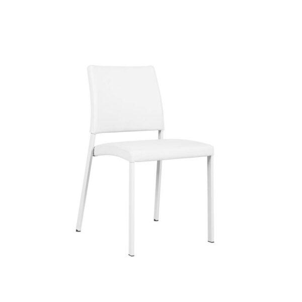sedia sally bianca mobilificio torino e rivoli