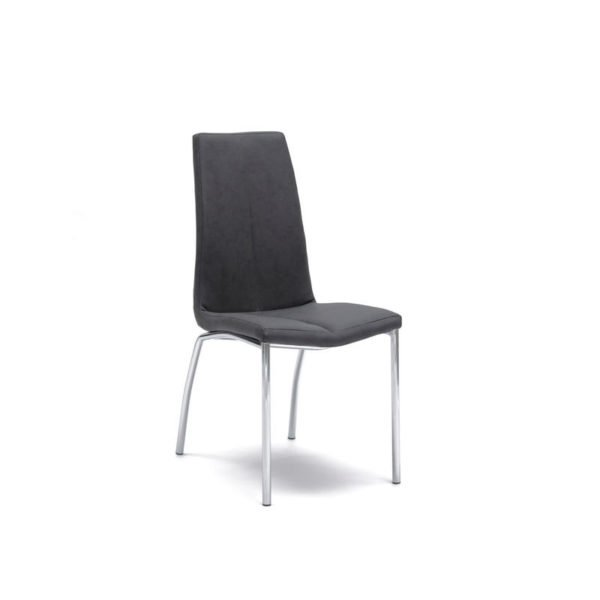sedia viva grigio vintage mobilificio torino e rivoli