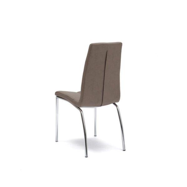 retro sedia marrone mobilificio torino e rivoli