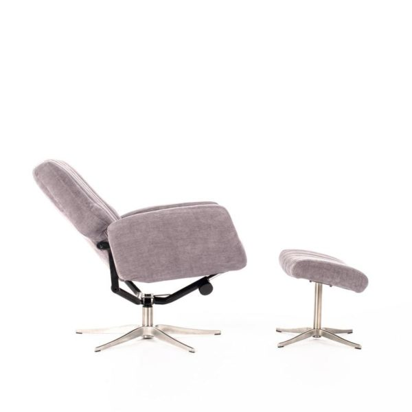 sedia z003 grigia inclinata mobilificio torino e rivoli