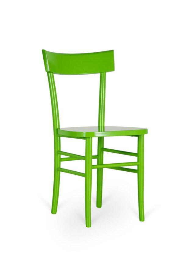 sedia brera verde mobilificio torino e rivoli