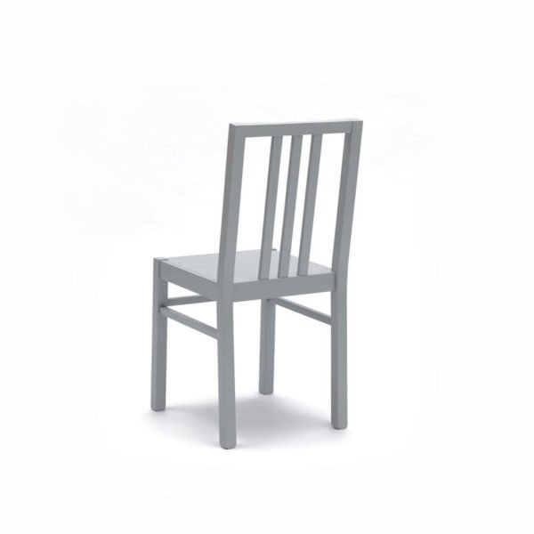 retro sedia mina grigia mobilificio torino e rivoli