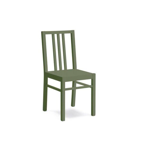sedia mina verde mobilificio torino e rivoli