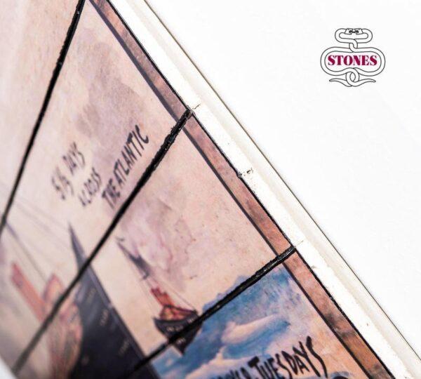 dettaglio stampa nave intercontinentale mobilificio torino e rivoli