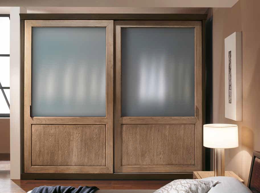armadio porte scorrevoli con vetri mobilificio torino e rivoli