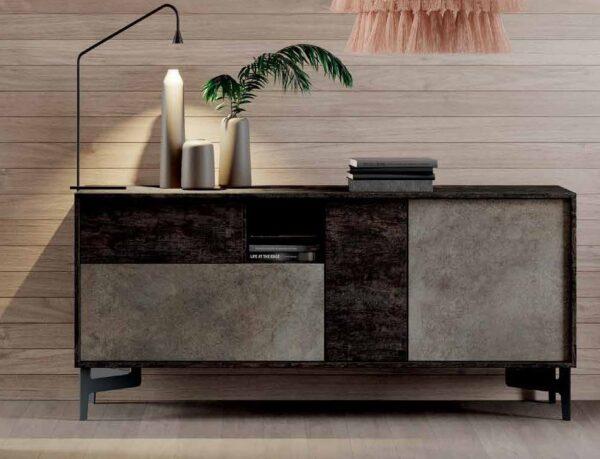 madia moderna con vano mobilificio torino e rivoli