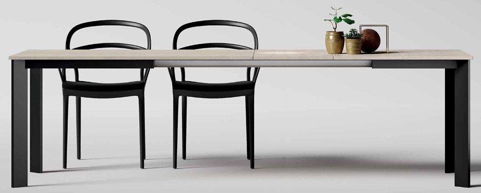 tavolo moderno violino mobilificio torino e rivoli