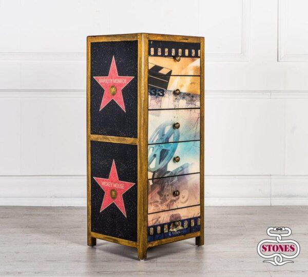 cassettiera con disegno mobilificio torino e rivoli