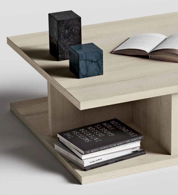 tavolino cross dettaglio mobilificio torino e rivoli