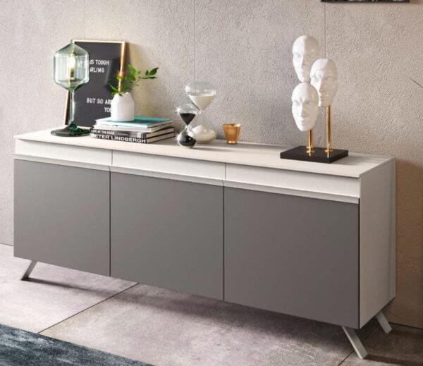 madia color grigio e cachemire mobilificio torino e rivoli