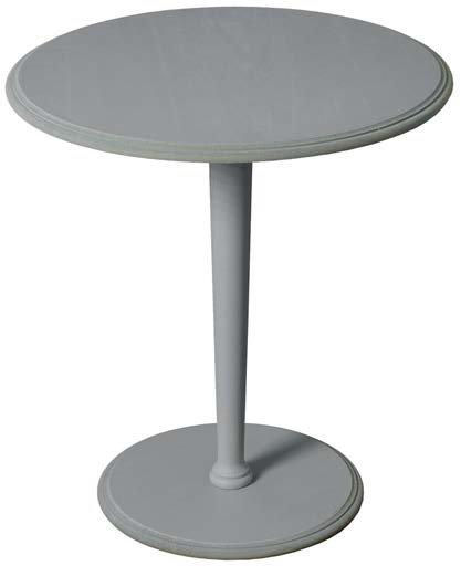 tavolino circolare grigio mobilificio torino e rivoli