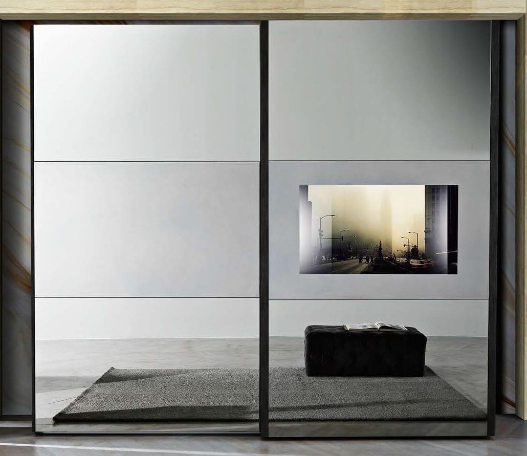 armadio 2 ante a vetri scorrevoli mobilificio torino e rivoli