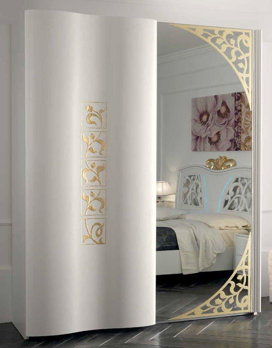 armadio 2 ante con specchio mobilificio torino e rivoli