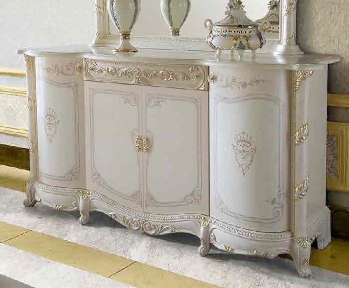 credenza 3 porte beige mobilificio torino e rivoli