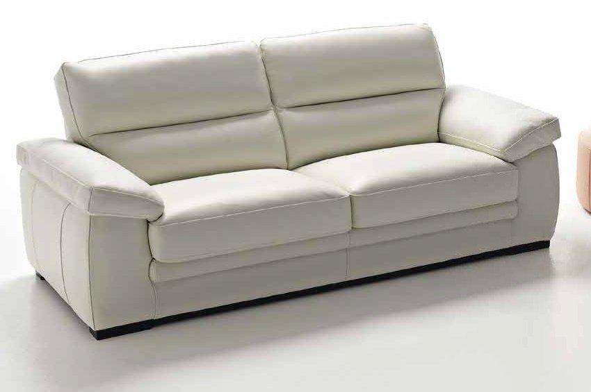 divano 3 posti bianco sfoderabile mobilificio torino e rivoli