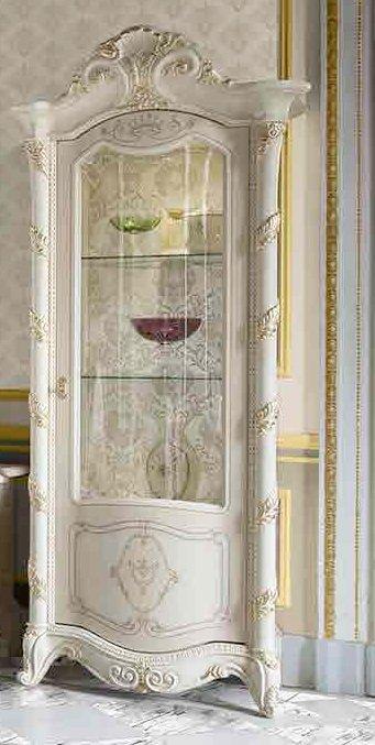 vetrina beige 1 anta mobilificio torino e rivoli