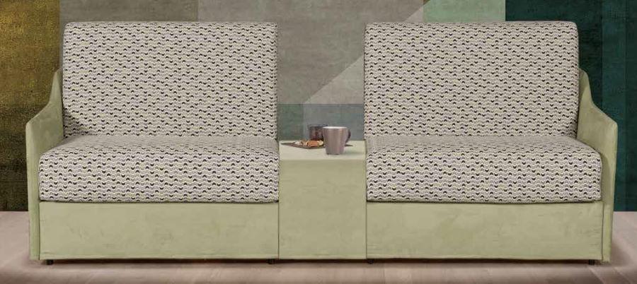 divano letto gemellare con tavolo incorporato mobilificio torino e rivoli