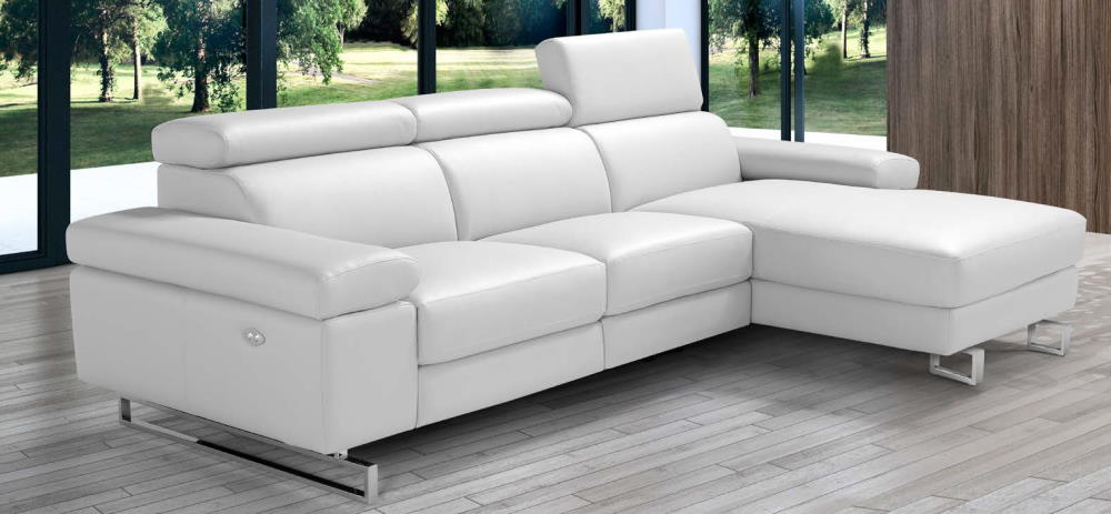 divano relax bianco mobilificio torino e rivoli