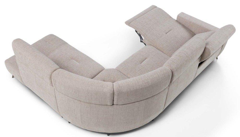 divano relax babila dall'alto mobilificio torino e rivoli