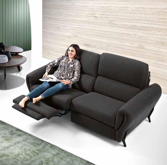 divano relax torino parzialmente aperto mobilificio torino e rivoli