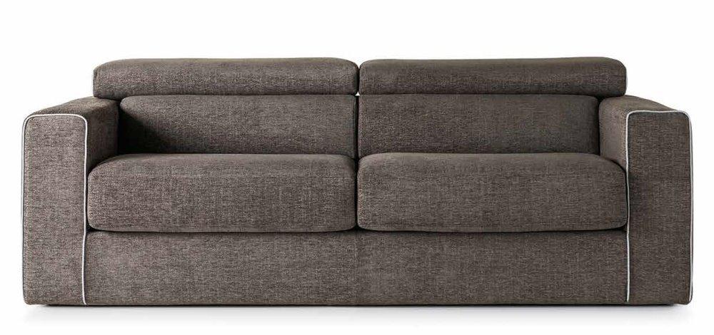 divano marrone mobilificio torino e rivoli