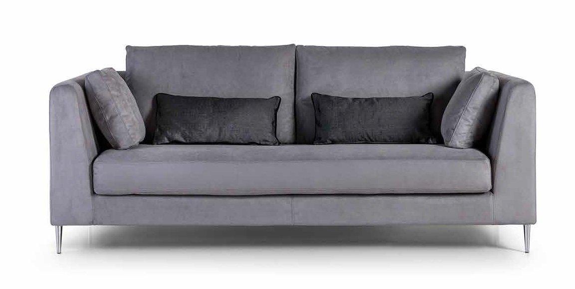 divano grigio mobilificio torino e rivoli