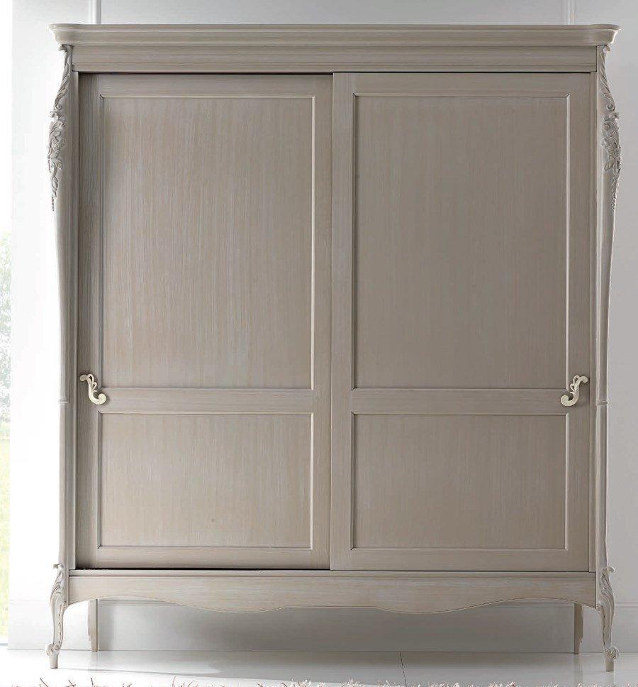 armadio 2 ante scorrevoli con maniglie mobilificio torino e rivoli