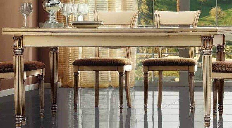 tavolo beige mobilificio torino e rivoli