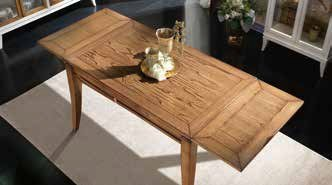 tavolo moderno in toulipier allungato mobilificio torino e rivoli
